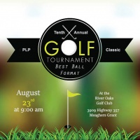 10th Annual PLP Golf Tourney